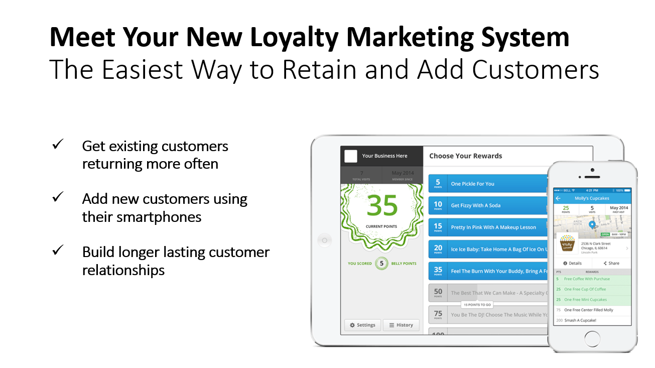 Meet Your New Loyalty Marketing System